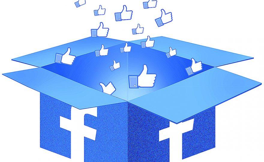 Chytení vsociálnej sieti